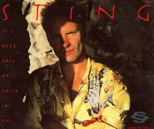 Sting -  If I Ever Lose My Faith I You 4 Track CD Single 1993 A&M 580191-2