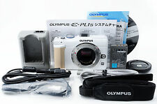 [Exc+]Olympus Mirrorless Pen E-PL1s Body White 12.3 MP Micro 4/3 White 104457