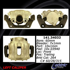 Centric Parts 142.34032 Front Left Rebuilt Brake Caliper With Pad