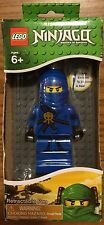 Lego #LGO2216 Jay  Retractable Pen Ninjago Masters Of Spinjitzu