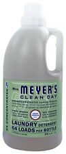 Mrs. Meyer's - Clean Day Laundry Detergent Concentrated 64 Loads Lemon Verbena -