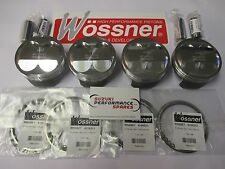 Wossner Suzuki GSXR1100 1340cc Big Bore Piston Kit