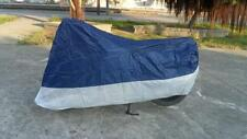 Blue + Gray L BMW G650 Xmoto Xchenge Xcountry Motorcycle Cover