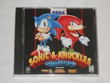 NEW Sonic & Knuckles Collection PC Game SEALED Computer the hedgehog 3 Win 95