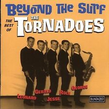 Beyond the Surf: The Best of the Tornadoes by The Tornadoes (CD, Aug-1999,...