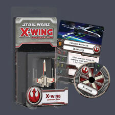 Star Wars X-Wing Miniatures Game: X-Wing Fighter Expansion Pack