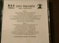 Jimi Hendrix BBC Sessions 1998 ADVANCE U.S. 2 CD-R 'ACETATE' PROMO - NICE RARE