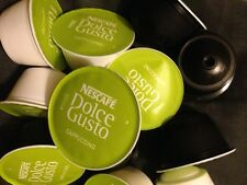 Dolce Gusto 100 Cappuccino Mix (50 milk and 50 coffee pods)