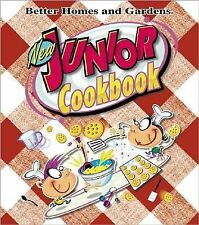New Junior Cookbook : 77 Easy-to-Make Recipes by Better Homes and Gardens...