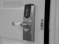 RFID Keyless Door Lock, All-Weather Programmable Left Hand, Batteries Included
