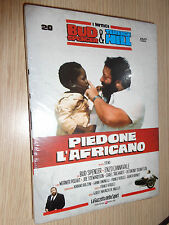 DVD N° 20 I MITICI BUD SPENCER & TERENCE HILL PIEDONE L'AFRICANO