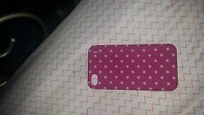 iphone 4/4s polka dot case