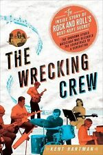 The Wrecking Crew: The Inside Story of Rock and Roll's Best-Kept Secre-ExLibrary
