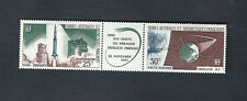 F.S.A.T. Scott # C9 & C10 French Southern & AntarcticTerritory, Air Post Stamps