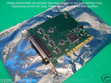 CONTEC COM-4(PCI)H, 4Ch RS-232C Communication for PCI as photo, sn:3922, Pro'