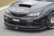 Charge Speed Genuine Front Grille 08-13 Subaru Impreza WRX STI GRB GRF JDM