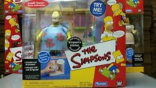 The Simpsons Kitchen Playset UNOPENED IN BOX (Playmates)