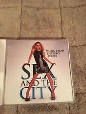 SEX AND THE CITY MUSIC FROM THE HBO SERIES CD VARIOUS ARTIST