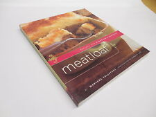 Meatloaf Favorite Recipes Cookbook Guide Book Beef Pork Veal Sauces Cheese