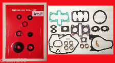 Honda CB160 Engine Gasket & Oil Seal Kit CL160 CA160! 1964 1965 1966 1967-1969