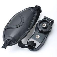 Leather Hand Grip Strap for Nikon D5000 D5100 D7000 D90-A1