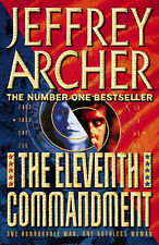 The Eleventh Commandment by Jeffrey Archer (Hardback, 1998)