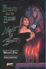 Beauty and the Beast: Night of Beauty (Wendy Pini, TV series) (TPB, USA 1990)