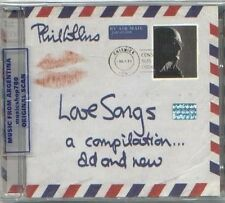 PHIL COLLINS LOVE SONGS NEW 2 CD SET BEST GREATEST HITS