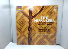 MISSA LUBA A MASS SUNG IN PURE CONGOLESE STYLE 6527137 PHILIPS  LP  VINYL