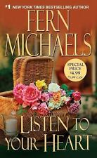 Listen To Your Heart - Fern Michaels (Paperback)