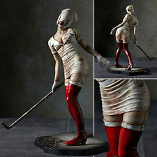 "Silent Hill Bubble Head Nurse Masahiro Ito Version 1:6 Scale Statue 9"" Tall"