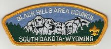 CSP Black Hills Area Council SD WY T-3a Type 1 13 mm FDL 700816