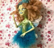 Fairy Of Fore Thought * OOAK Custom Hand Painted Monster High Doll Repaint