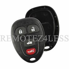 Replacement for Buick Chevy Pontiac Saturn Remote Car Key Fob Shell Pad Case 4b