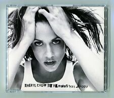 Sheryl Crow - If It Makes You Happy - Mint 1996 Cd Single