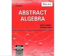 Abstract Algebra by David S. Dummit and Richard M. Foote *INTL ED*