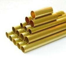1pcs Brass Tube Outer Diameter 12mm, Inner Diameter 10mm, Length 500mm #E3-A
