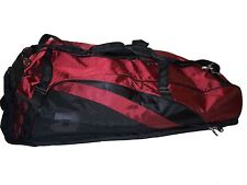 DeMarini Performance Bat Bag Black/Red