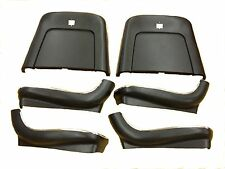 1969 1970 1971 1972 Chevelle El Camino SS 396 SS Malibu Seat Backs-Black J-4210