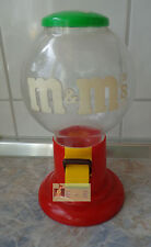 M&M  DISPENSER 2, see picture, 1991