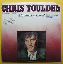 Chris Youlden London Reissue Comp LP 1979