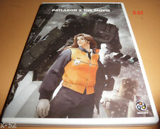 PATLABOR the MOVIE part 2 DVD mamoru oshii anime patrol labor