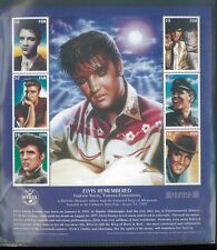 ELVIS PRESLEY Commemorative Sheet of 6 - MICRONESIA #268, MNH -  E1