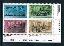 Canada 1995 50th Anniversary of WW2 (7th) SG 1625a MNH