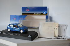 SOLIDO FRANCE 1526 RENAULT CLIO 16 S  NEUF EN BOITE MINIATURE 1/43