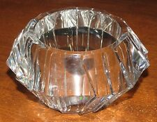 "Orrefors 6"" ""Layered""bowl - signed"