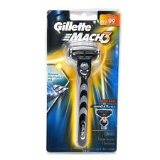 Gillette Mach3 Razor Handle With One Cartridge