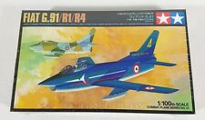 Tamiya FIAT G.91 R1 R4 Model Kit 1/100 Scale Brand New