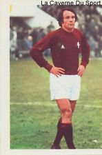 N°104 JEAN-LOUIS MASSE # FC.METZ STICKER AGEDUCATIF FOOTBALL MATCH 1973