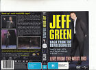 Jeff Green:Back From The Bewilderness-Live From The West End-2003-Comedy-DVD